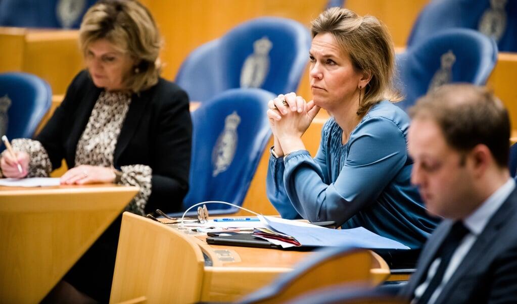 VVD-Kamerlid Ockje Tellegen.  (beeld  anp / Bart Maat)