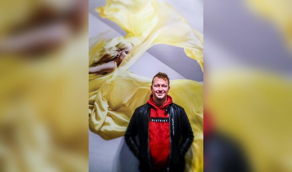<p>Reyer van Drongelen</p>  (beeld Carel Schutte)