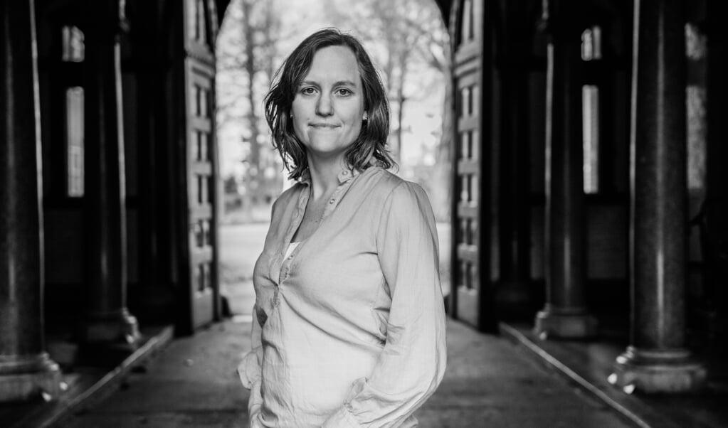 Jorie Horsthuis: 'We kunnen minder goed accepteren dat niet elke zwangerschap eindigt in een prachtig, gezond kind.'   (beeld Ruud Pos)