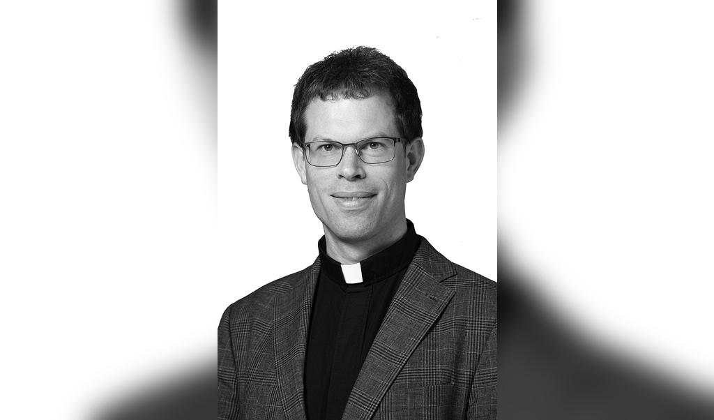 Jos Moons is pastor en docent aan de Katholieke Universiteit Leuven, Tilburg University. Hij schrijft op deze plek een gastcolumn.  (beeld Maurice van den Bosch)