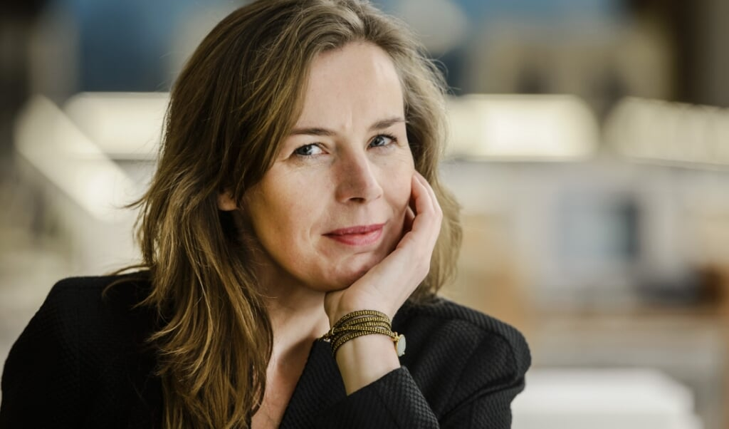 <p>Esther Gerritsen</p>  (beeld anp / Remko de Waal)