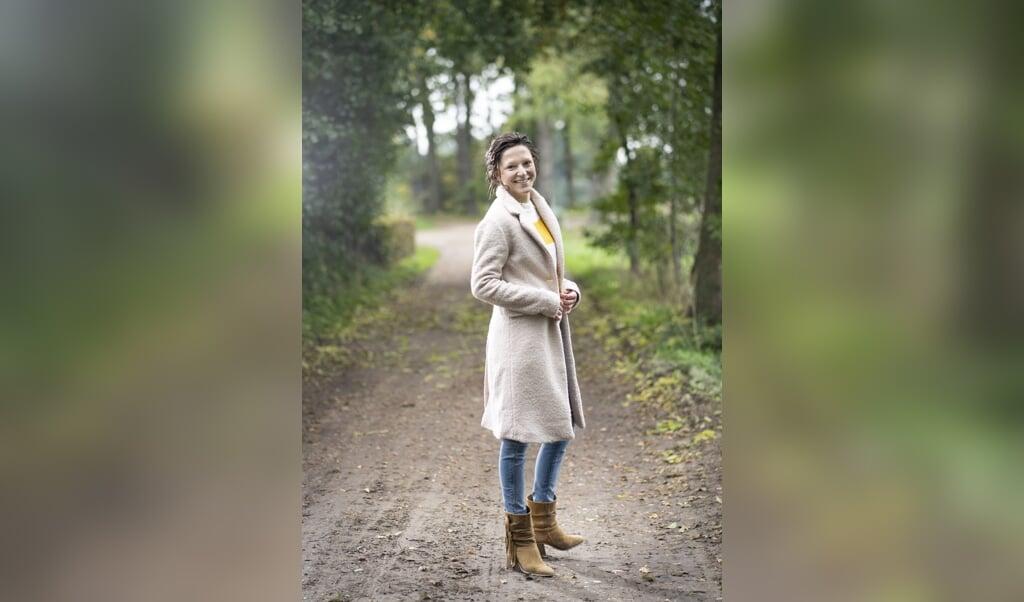 <p>Dirjanne van Drongelen: 'Gods woord is leidend voor mijn leven, maar ik heb ook veel vragen.'</p>  (beeld Niek Stam)
