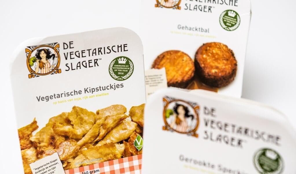 RIJSWIJK - De Vegetarische Slager moet van de Nederlandse Voedsel- en Warenautoriteit een groot aantal productnamen veranderen. ANP LEX VAN LIESHOUT  (beeld anp / lex van Lieshout)