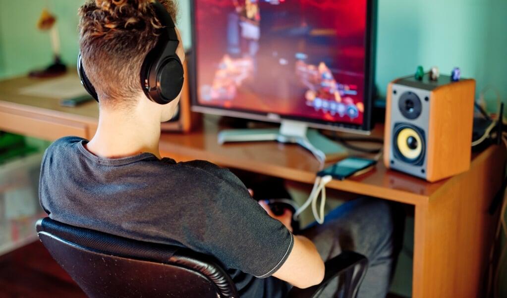 De oorlog om de gamer is weer losgebarsten.   (beeld istock)