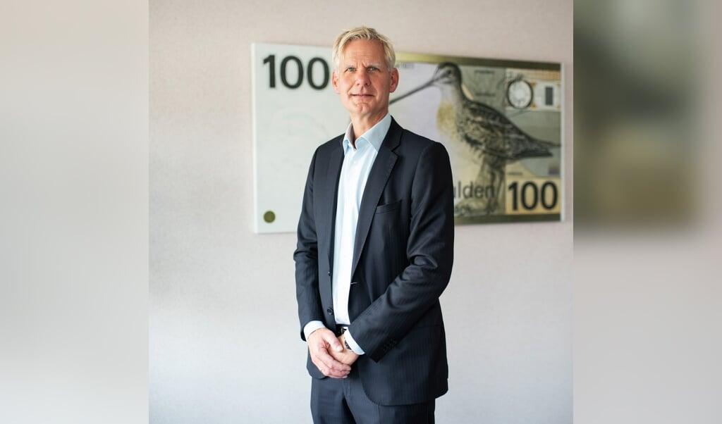 CEO Gelmer Leibbrandt  (beeld Sabine van Wechem)