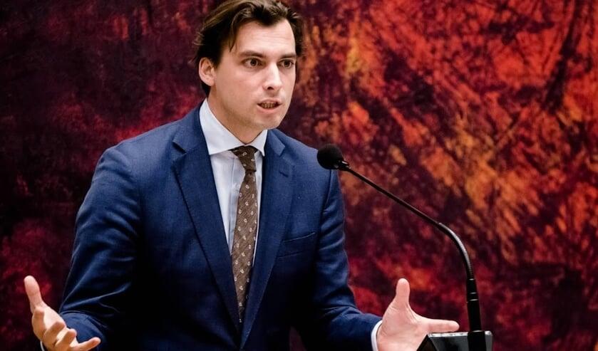 Thierry Baudet treedt terug als lijsttrekker van Forum voor Democratie