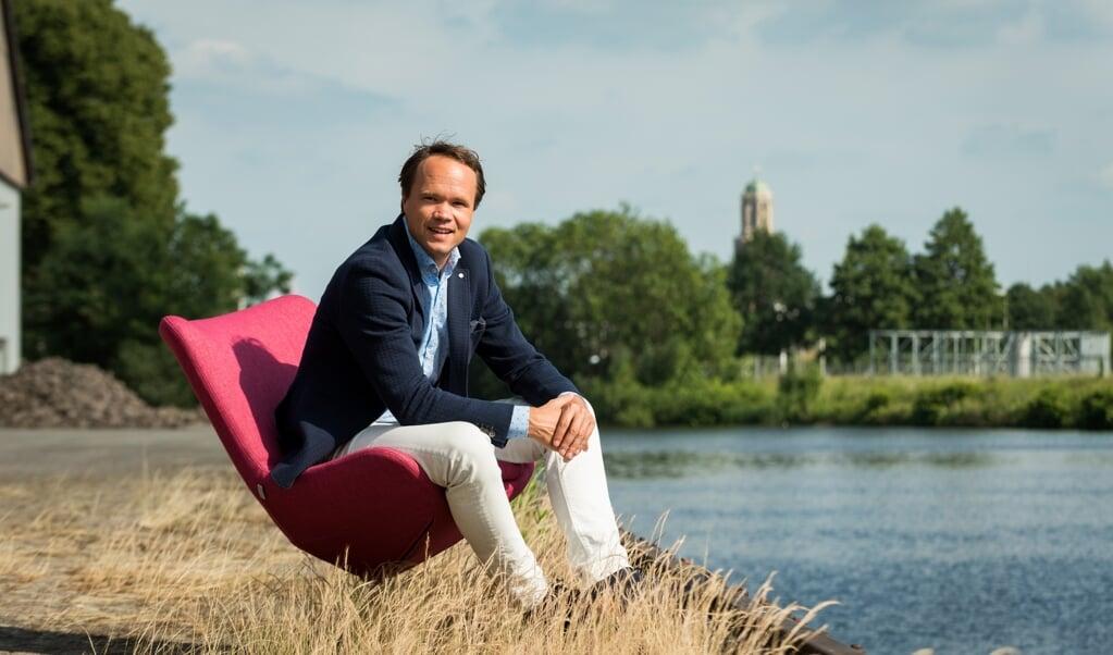 Henk Stoorvogel  (beeld Jan Pieter Meijer)