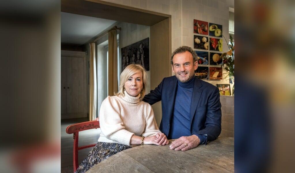 Erica en Ferdi van Dommelen, EIFFEL-oprichters.  (beeld Eva Faché)