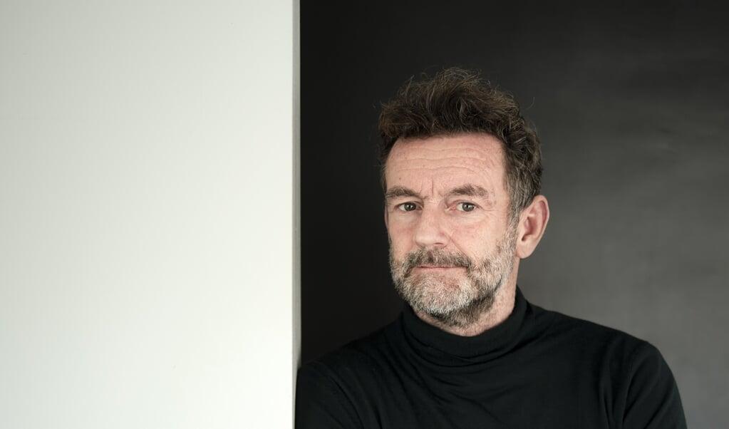 Raymond van de Klundert: 'Ik moest wel in gevecht met mijn demonen.'  (beeld Dick Vos)