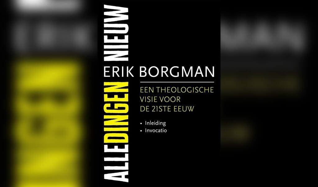 'Alle dingen nieuw' van Erik Borgman is het beste theologische boek van 2020.  (beeld nd)