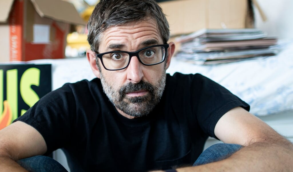 Picture Shows_Louis Theroux  (beeld Tom Barrow / Mindhouse)