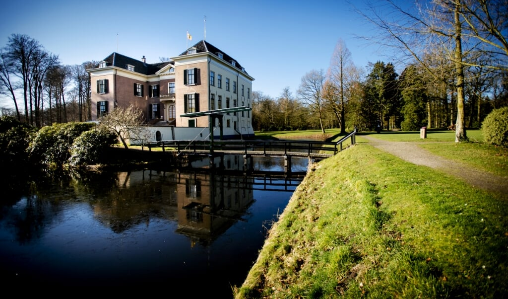 Huis Doorn, dat zijn bekendheid vooral dankt aan de Duitse keizer Wilhelm II.  (beeld anp / Robin van Lonkhuijsen)
