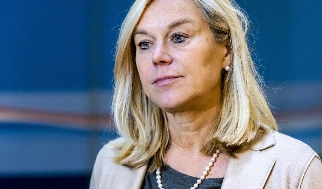Sigrid Kaag  (beeld anp / Remko de Waal)