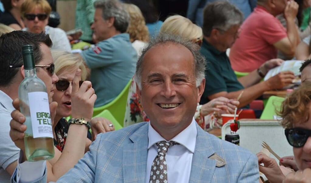 Aris Spada is de beste ambassadeur die de laars zich kan wensen.  (beeld nd)