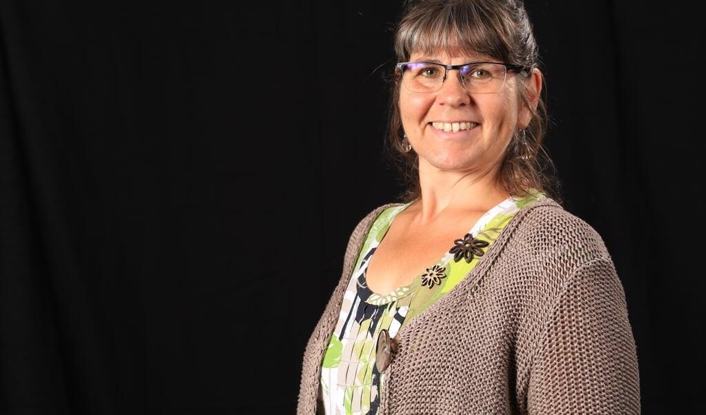 Karin de Schipper: 'Migrantenkerken betekenen vaak veel voor de wijk.'  (beeld Paul Riem)