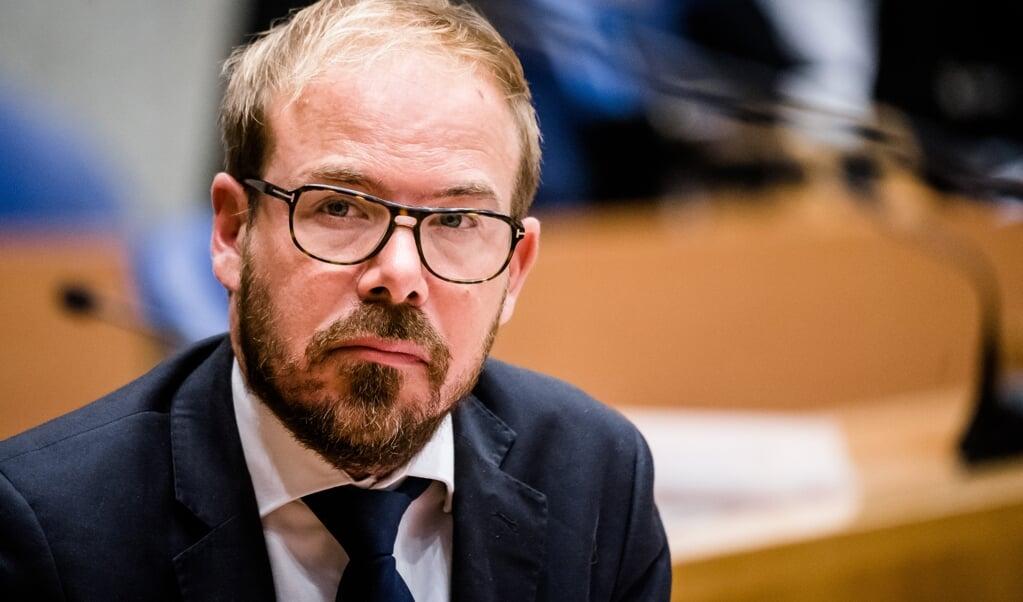 PvdA-Kamerlid Gijs van Dijk  (beeld anp / Bart Maat)