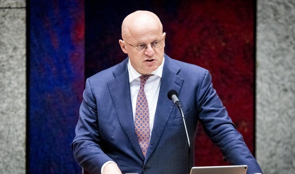 Minister Grapperhaus  (beeld anp / Sem van der Wal)