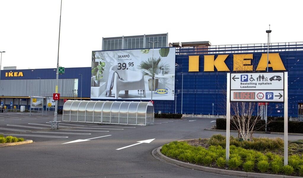 Een vestiging van Ikea in Delft.  (beeld anp / Stephan van den bos)