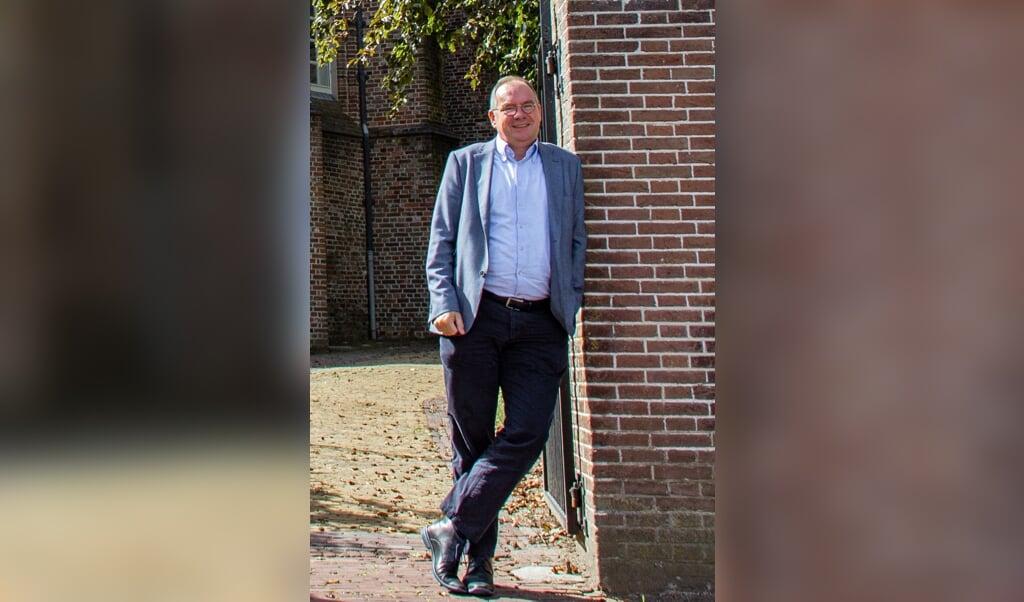 Dick Steenks  (beeld Maaike Schoenmaker)