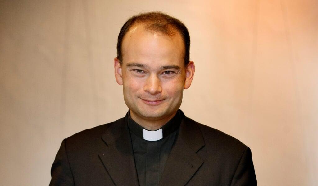 'Mediapriester' Roderick Vonhögen  (beeld anp / Freek van Asperen)