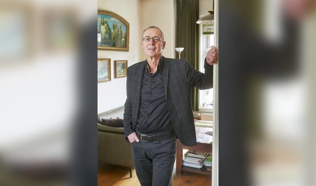 Patrick Chatelion Counet: 'Misbruik in Rooms-Katholieke Kerk is uitvergroot.'  (beeld Wout van Assendelft)