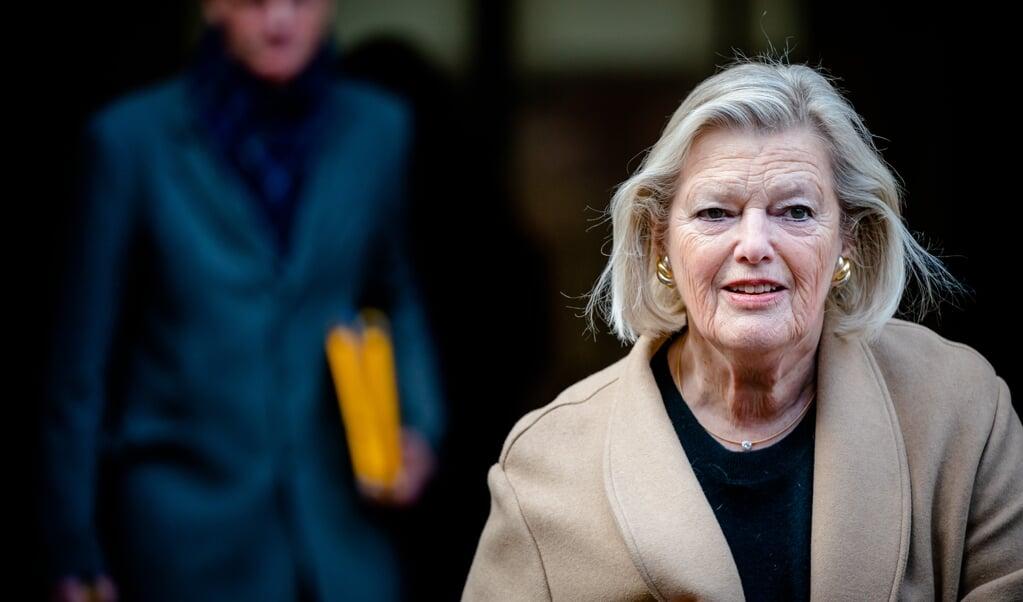 Staatssecretaris Ankie Broekers-Knol.  (beeld anp / Bart Maat)