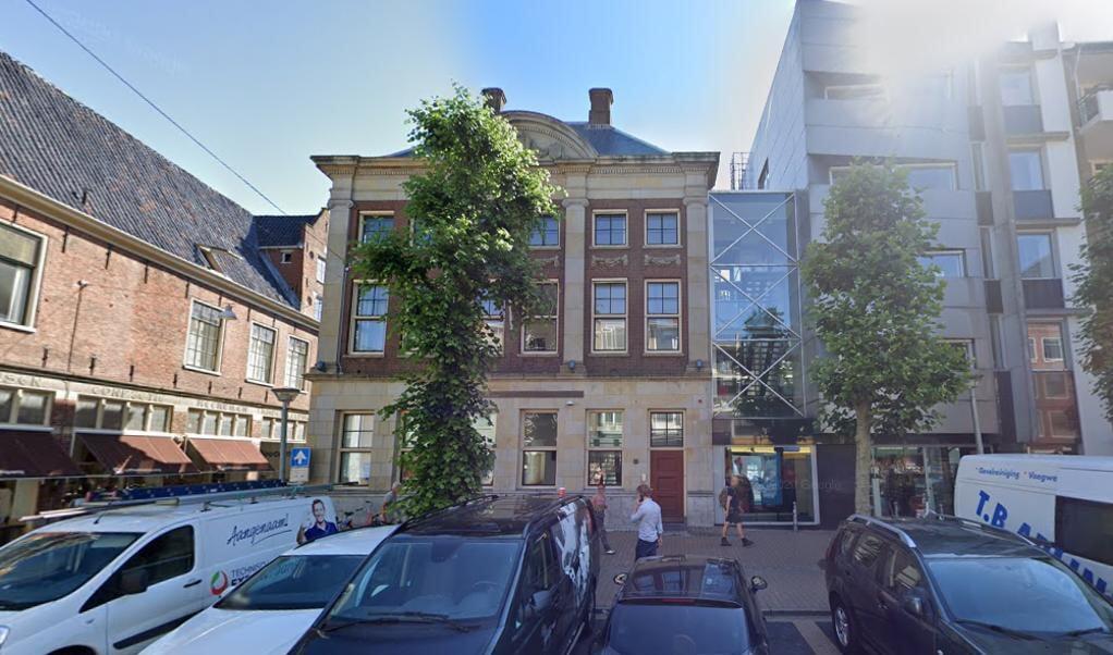 PThU in Groningen  (beeld google street view)