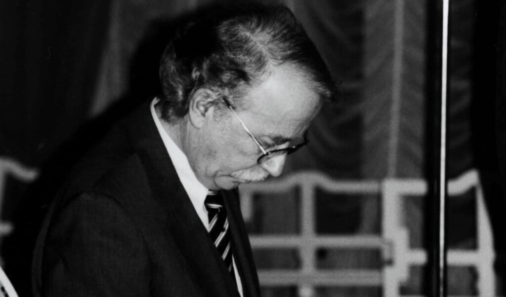 Walter Kempowski in 2002.  (beeld wikipedia)