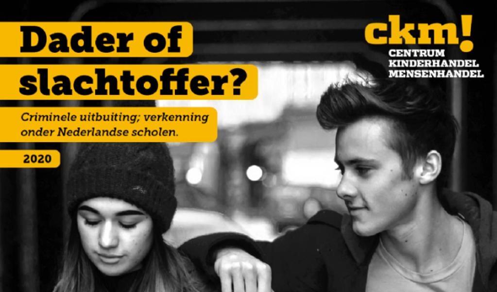 Het CKM ziet steeds meer middelbare scholieren, steeds jonger, geronseld worden voor de criminaliteit.   (beeld CKM)