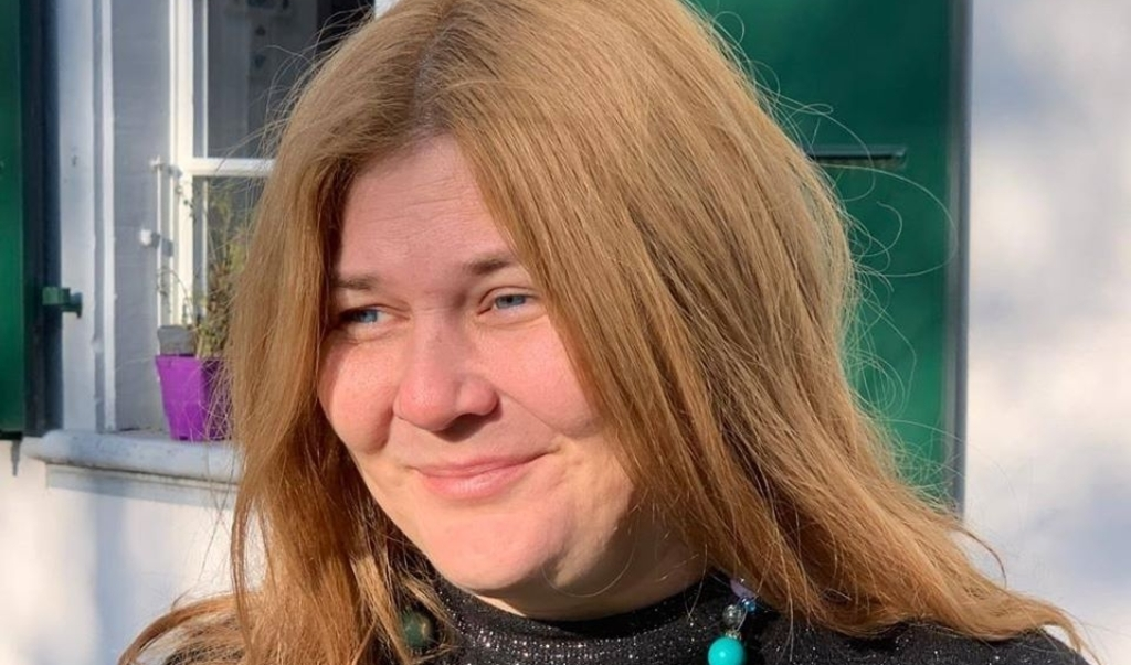 De Zwitserse predikant Christine Dietrich.  (beeld facebook)