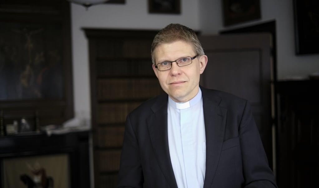 Bernd Wallet.  (beeld Dick Vos)