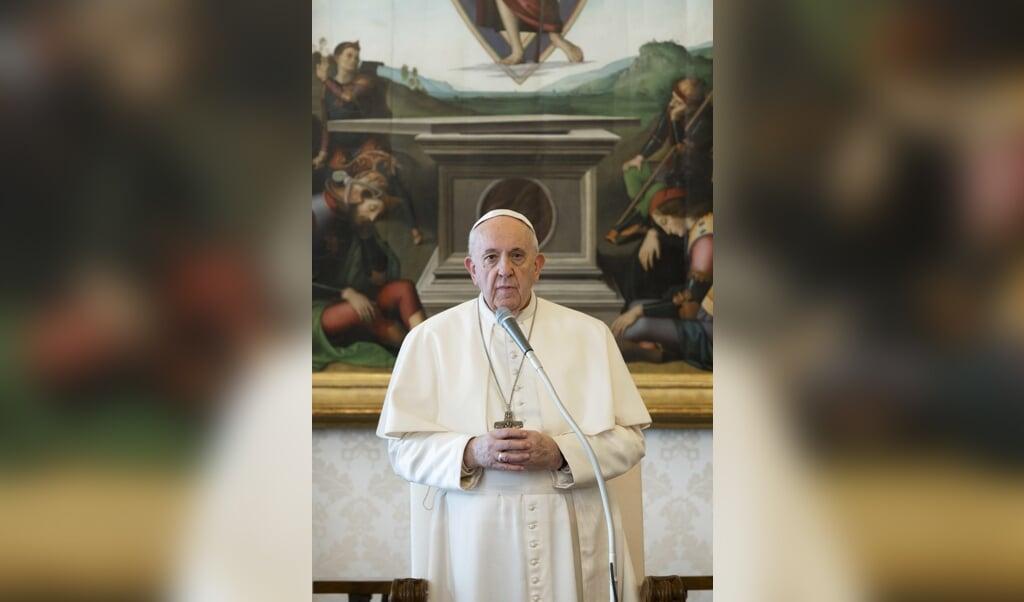 beeld EPA / Vatican Media