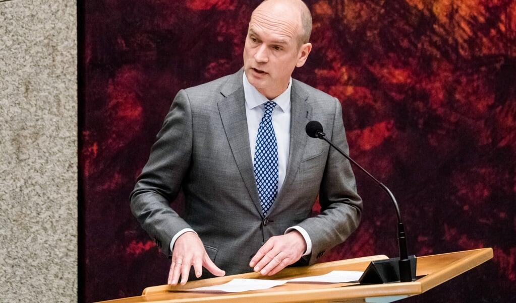 Gert-Jan Segers (ChristenUnie)  (beeld anp / Bart Maat)