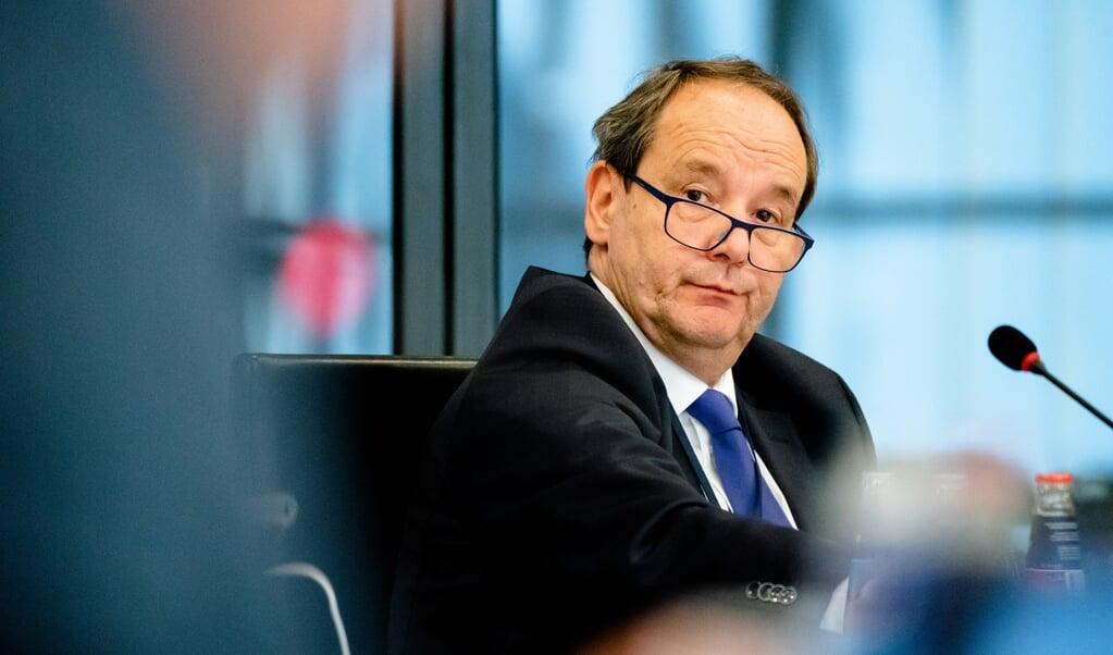 Staatssecretaris Hans Vijlbrief van Financiën  (beeld anp / Bart Maat)
