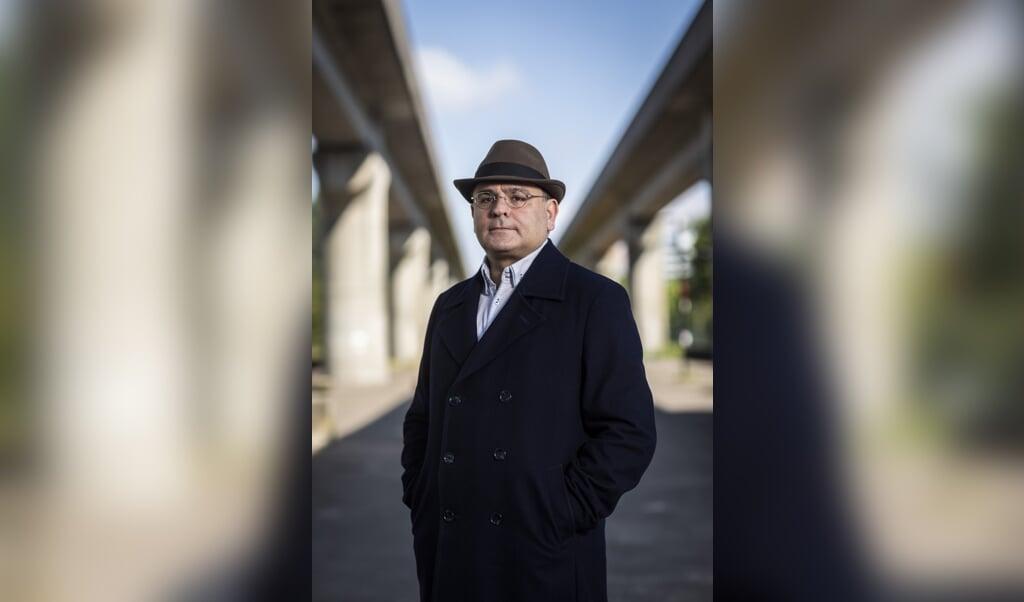 Samuel Lee: 'Vijftien jaar geleden had ik niet durven geloven dat er een Centre for Theology of Migration aan de Vrije Universiteit zou komen. Maar het is er.'  (beeld NBG/Ruben Timman)