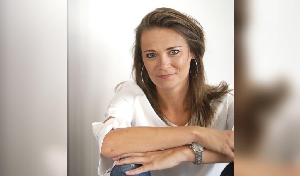 Nelinda Troost, zangeres.  (beeld Dick Vos)