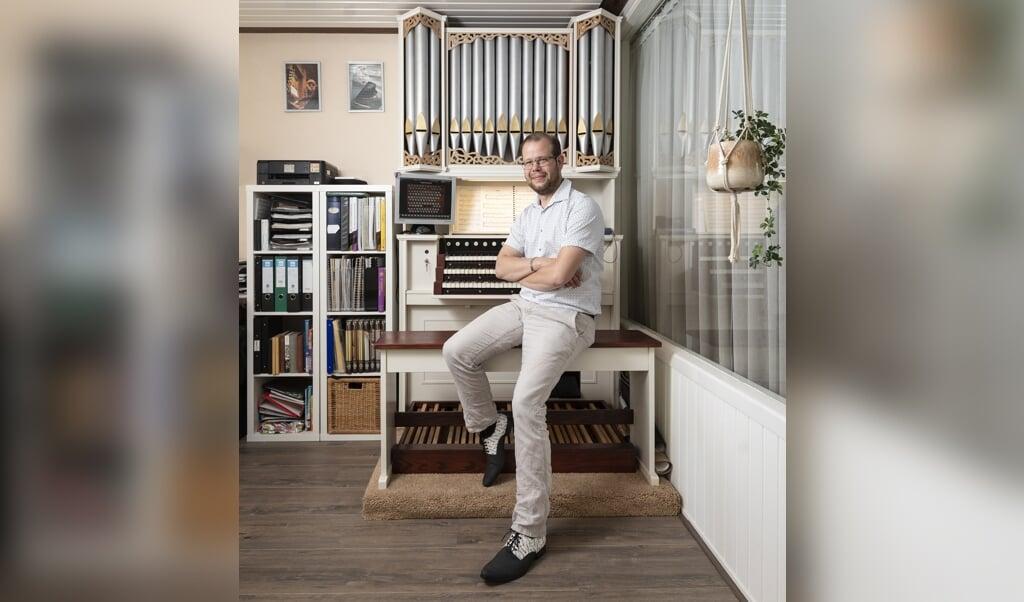 Marco Rozemuller  (beeld Rikkert Harink)