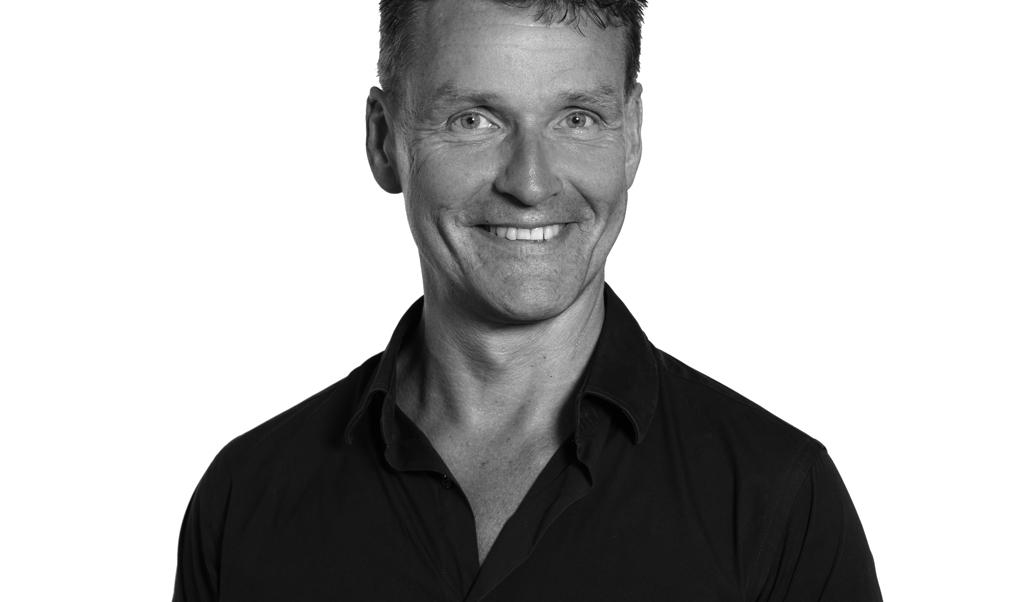 Hugo de Bruijne  (beeld Dick Vos)