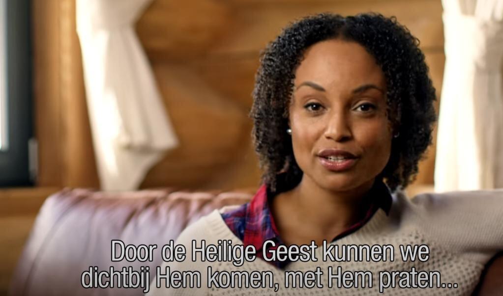 Beelden uit aflevering 10 van de Alpha Film Series over: 'Wat doet de Heilige Geest?'   (beeld nd)