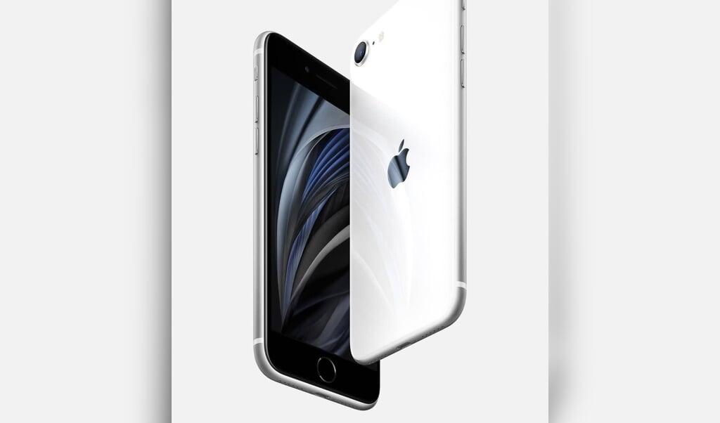 iPhone SE  (beeld apple)
