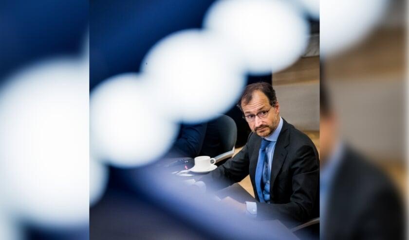 Minister Eric Wiebes   (beeld anp)