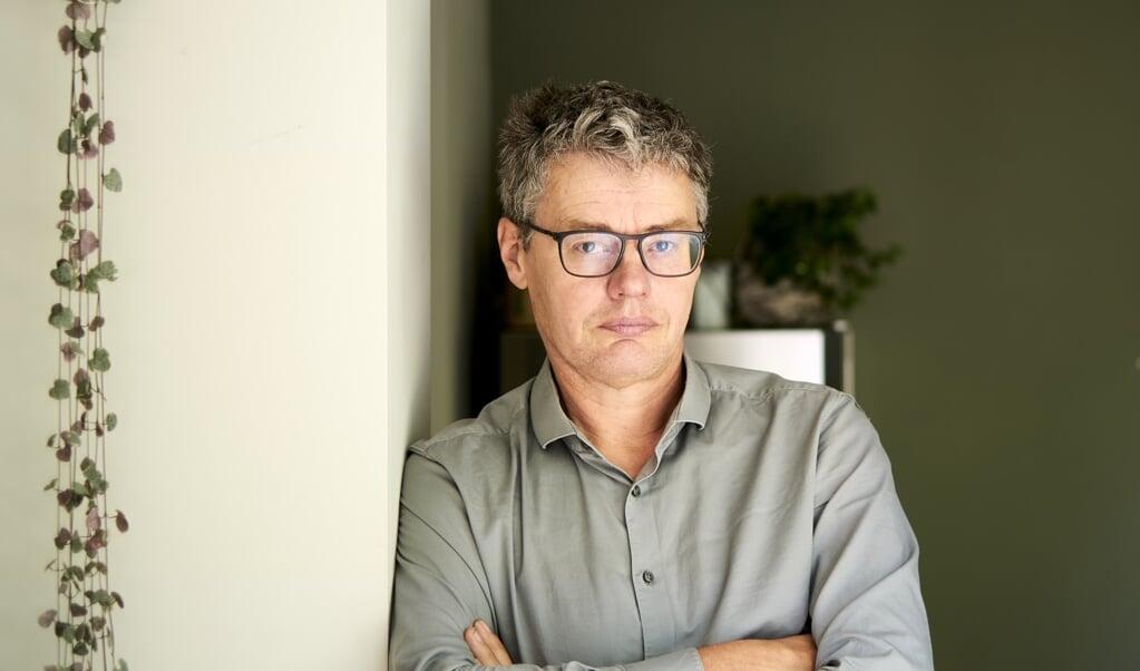 Leo Lucassen: 'Ik heb een politieke agenda in die zin dat ik een ideaalbeeld heb van hoe de samenleving eruit zou moeten zien.'  (beeld Dick Vos)