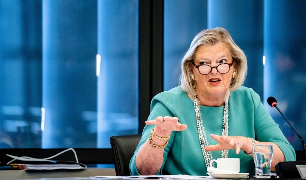 Staatssecretaris Ankie Broekers-Knol  (beeld anp / Bart Maat)