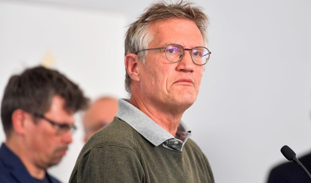 Anders Tegnell  (beeld afp)