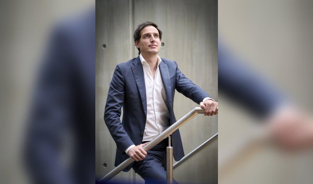 <p>Den Haag, 10 juni 2020 - Portret Minister Wopke Hoekstra van Financiën (CDA)  Phil Nijhuis</p>  (beeld anp / Phil Nijhuis)