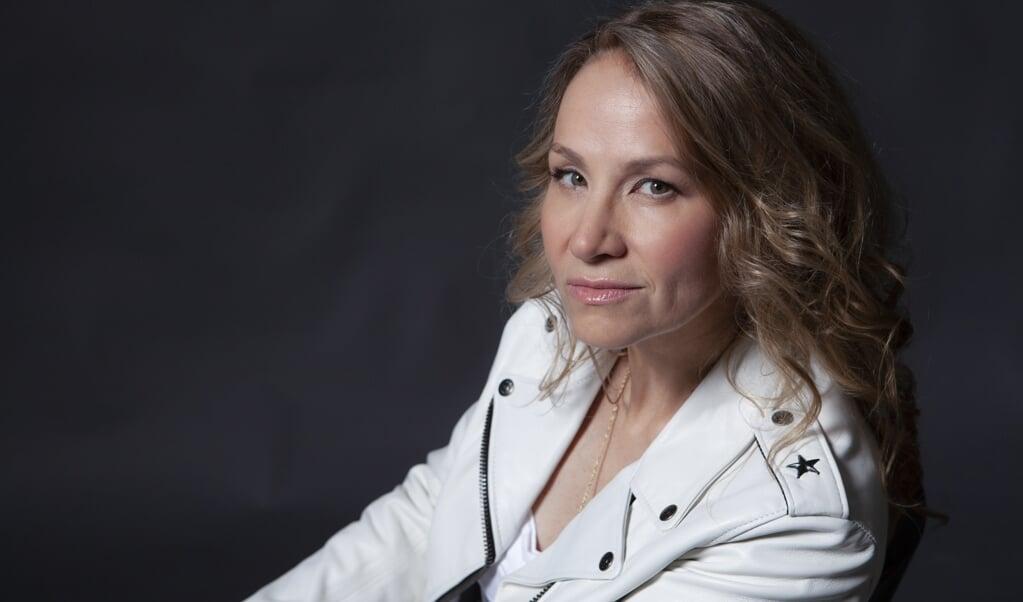Joan Osborne  (beeld Jeff Fasano)