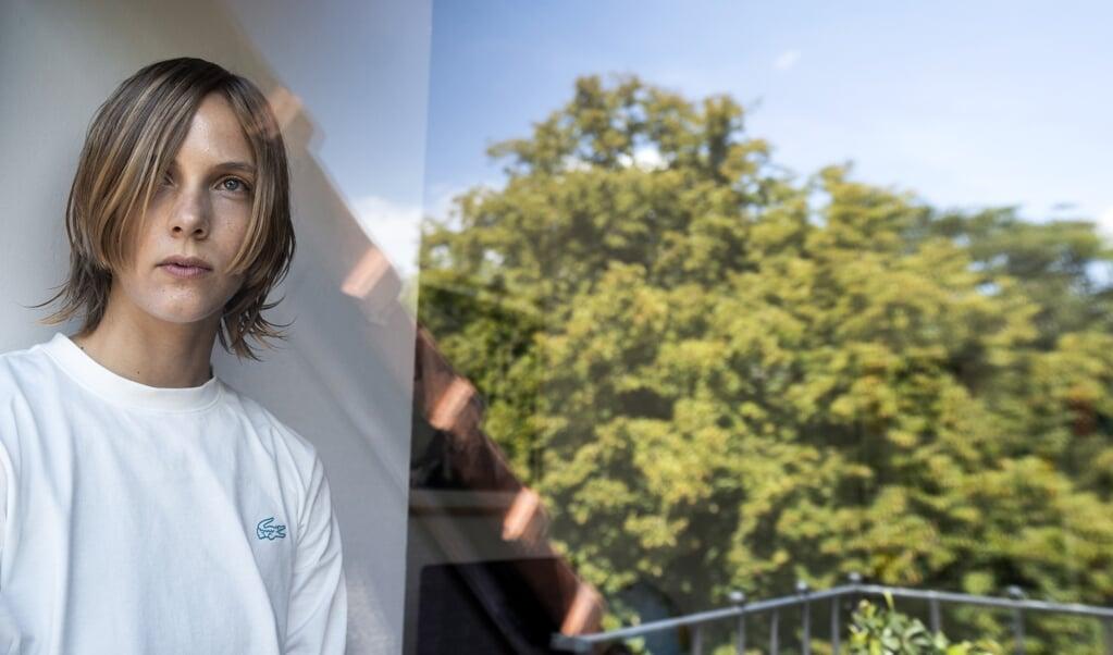 <p>Marieke Lucas Rijneveld, winnaar van de International Booker Prize met The Discomfort of Evening (De avond is ongemak).</p>  (beeld anp / Jeroen Jumelet)