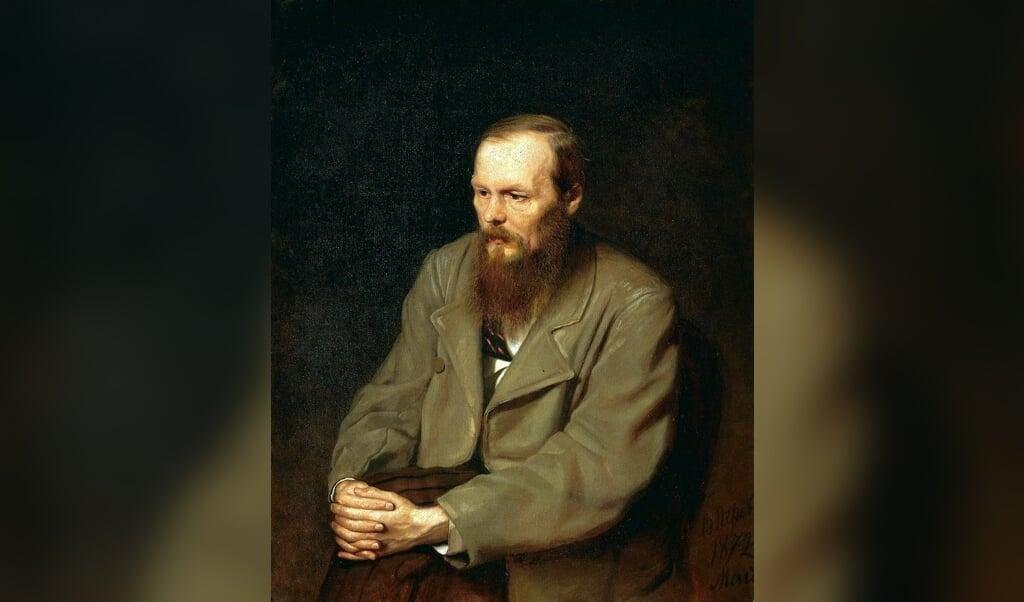 Fjodor Dostojevski  (beeld wikipedia)