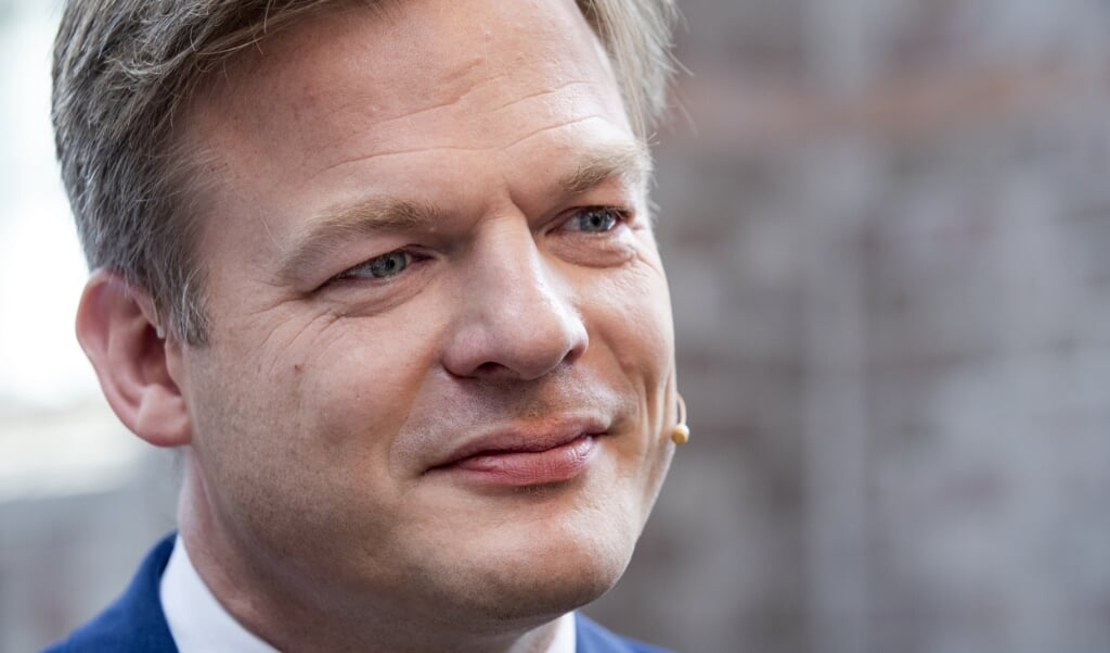 Pieter Omtzigt verloor nipt de verkiezingen.  (beeld anp / Sem van der Wal)