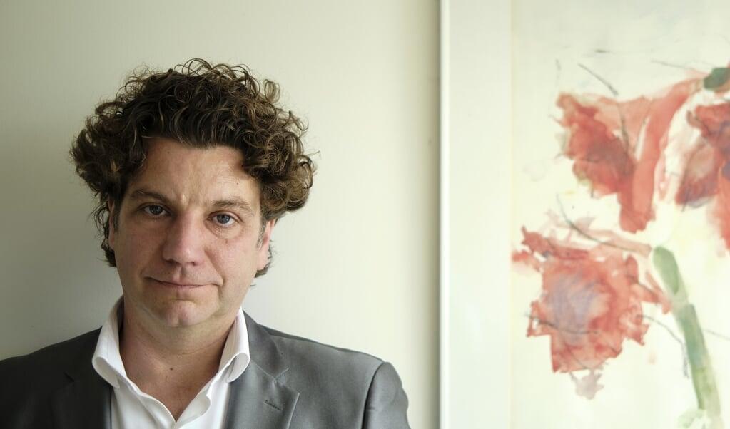 <p>Ds. Ranfar Kouwijzer wordt per 1 november directeur van de Pauluskerk in Rotterdam.</p>  (beeldDick Vos)